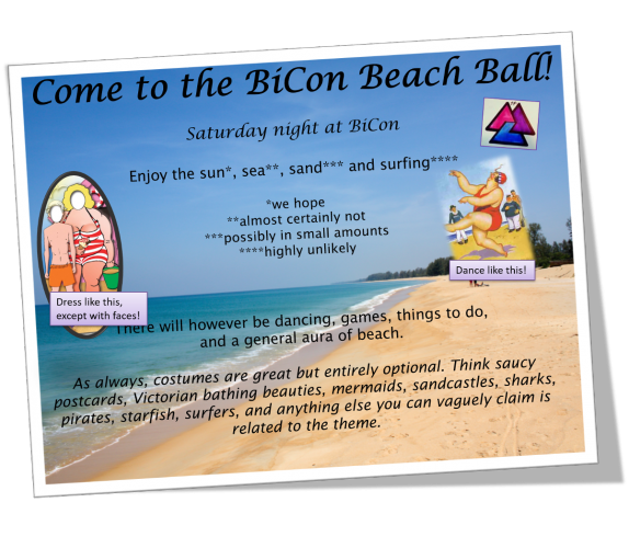 BiCon Ball theme announcement